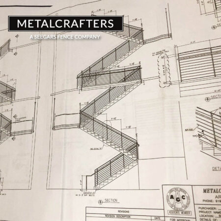 Metal Crafters Stair Plans