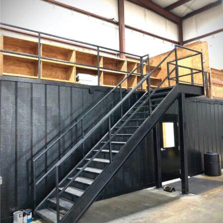 Metalcrafters Staircase